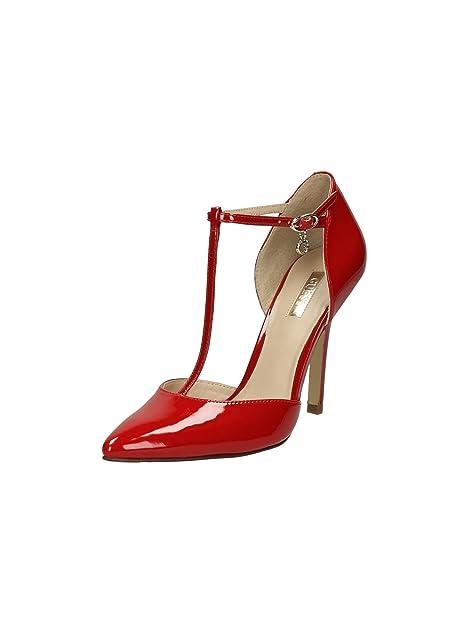 de2ef5f2 Guess FLTE31PAF08 Sandalia Mujer Cuero: Amazon.es: Zapatos y complementos