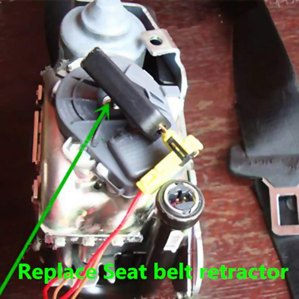 EisEyen Herramienta de diagn/óstico de emulador de airbag para el Sistema SRS de airbag de Coche