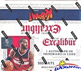 2016/2017 Panini Excalibur NBA Basketball MASSIVE 24 Pack Factory Sealed Retail Box with 192 Cards! Look for Rookies & Autographs of Ben Simmons, Brandon Ingram, Devin Booker & Many More! WOWZZER!