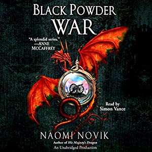Black Powder War Audiobook