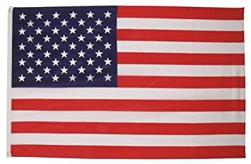 Flaggenking USA  FlaggeFahne wei 150 x 90 x 1 cm 16893