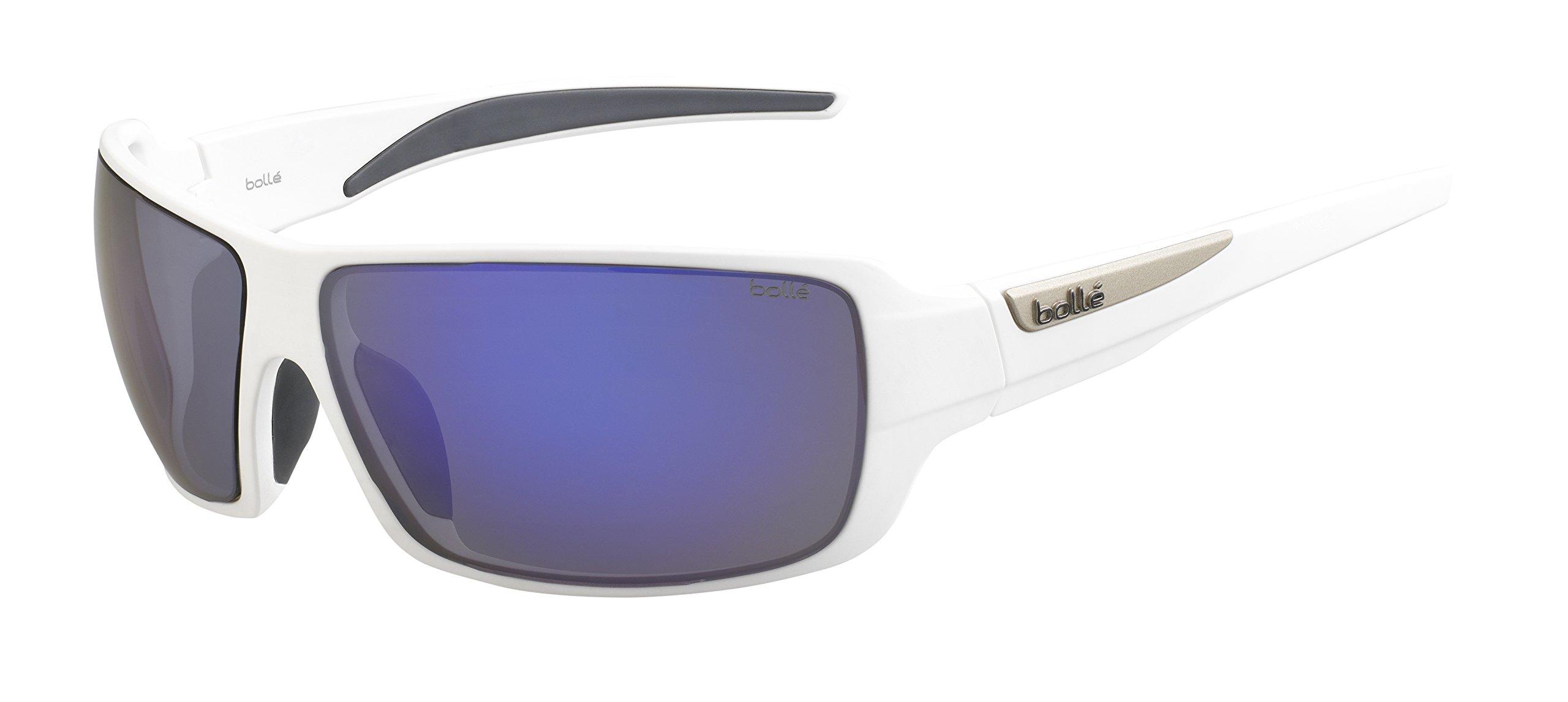 Bolle Cary Sunglasses Matte White, Multi