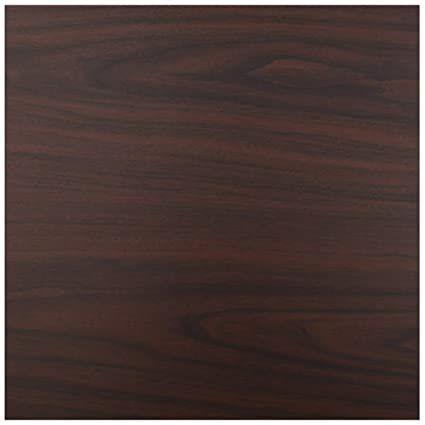 Wood Grain Contact Paper Film Countertops Vinyl Wallpaper Sticker Peel And Stick Self Adhesive Wrap Authentic Black Walnut Look Durable Waterproof