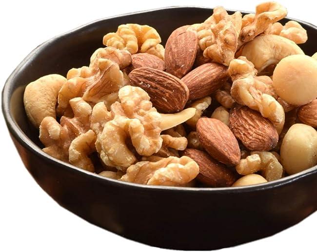 行動食にもおすすめのミックスナッツ4種