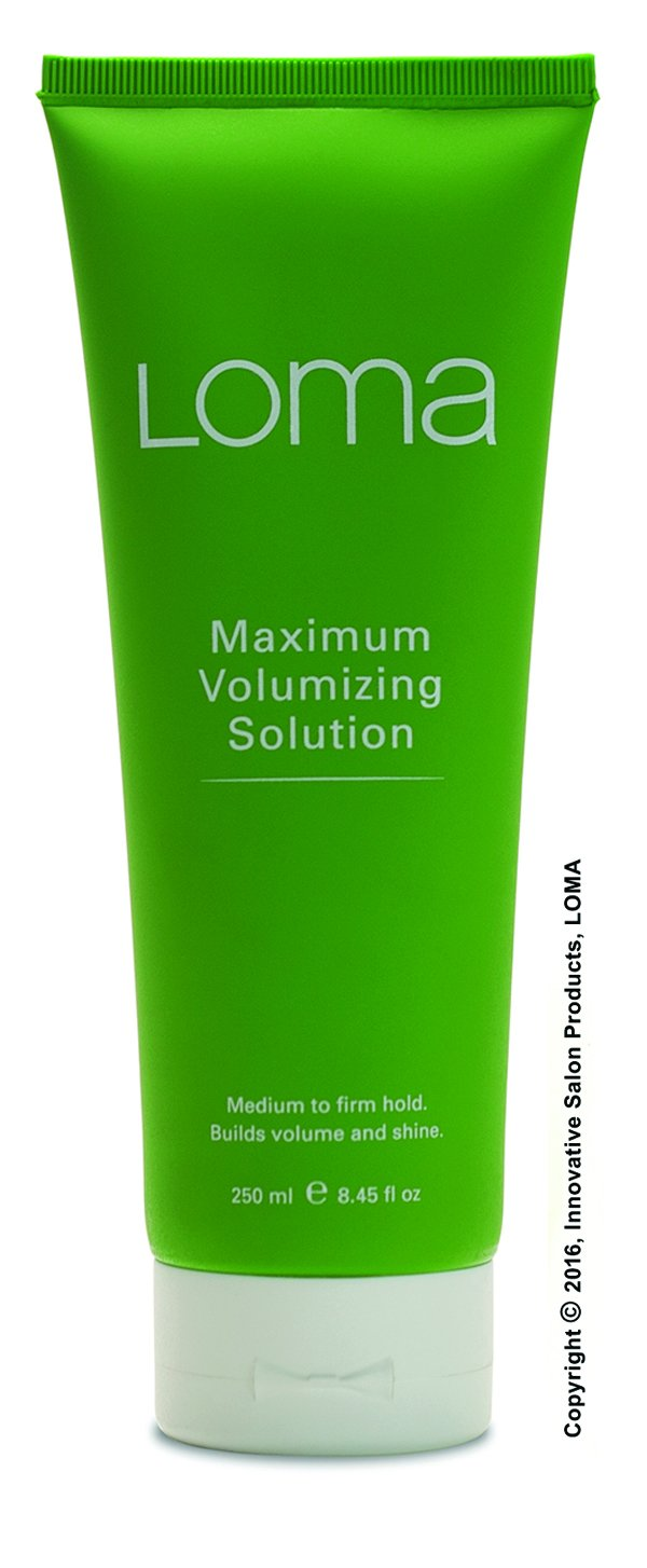 Loma Maximum Volumizing Solution, 8.45 Ounce