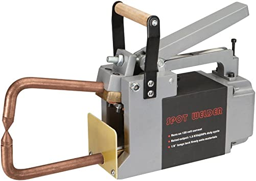 120 Volt Spot Welder Portable Air Cooled Spot Welding Equipment Amazon Com