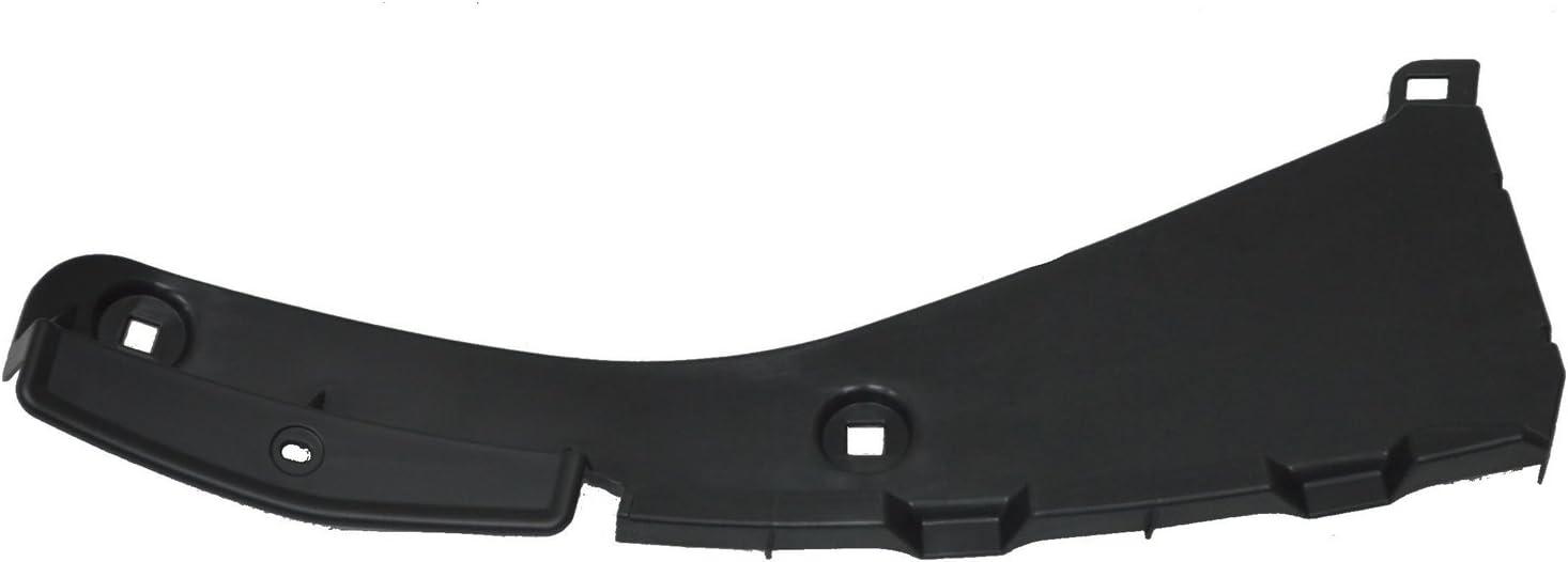 2014-2019 Toyota Corolla Passenger Side Rear Bumper Cover Side Seal Filler Plastic Filler Piece Partslink TO1183104C