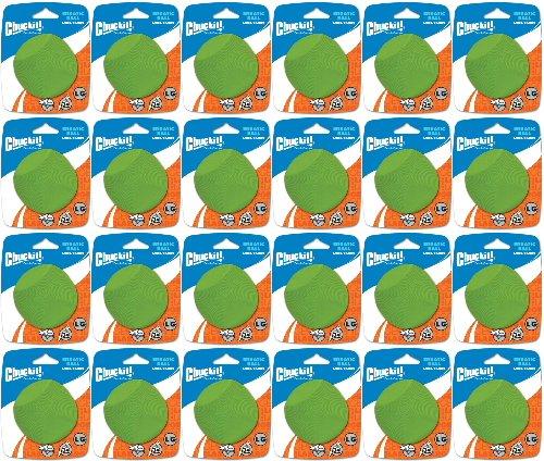 Chuckit! Toy Erratic Ball Large 24pk by Chuck It