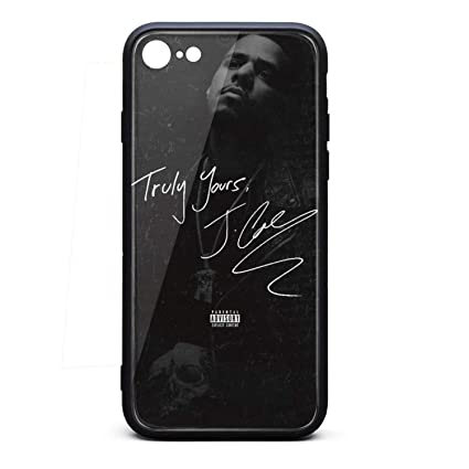 Amazon.com: J.-Cole-Truly-Yours- Carcasa para iPhone 6/6S ...