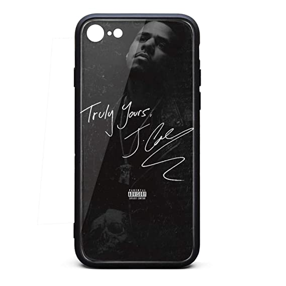 5659c908a4306 Amazon.com: J.-Cole-Truly-Yours- iPhone 6/6s Case Hard Lightweight ...