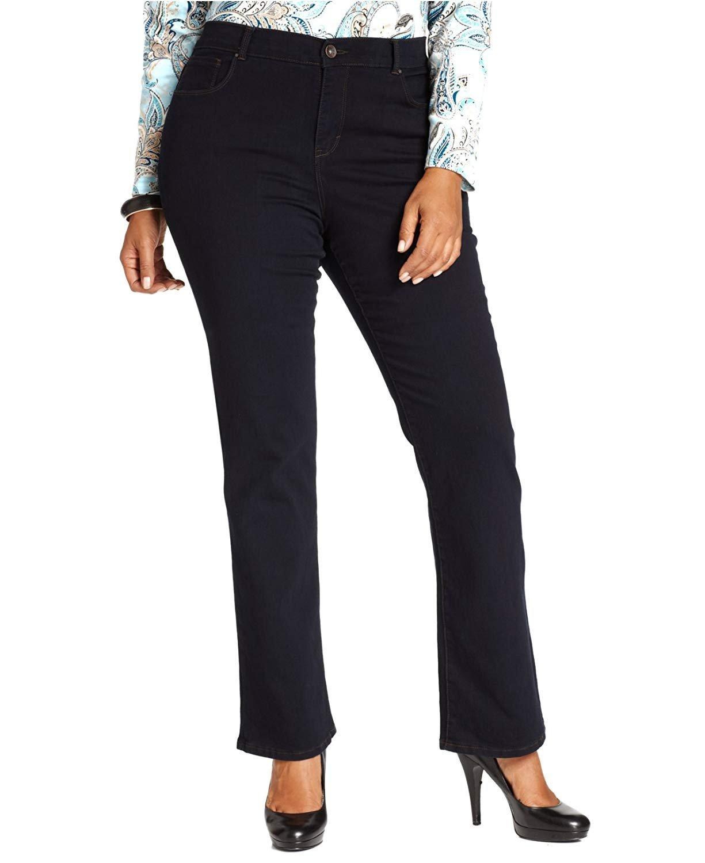 Style & Co.. Plus Size Tummy Control Bootcut Jeans (20W)