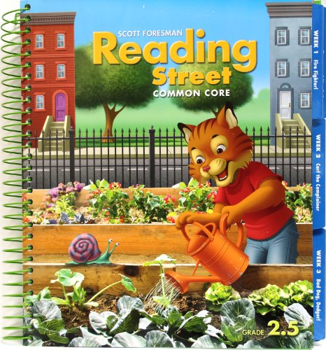 Reading Street Grade 2 Volume 5: Common Core Teacher's Edition