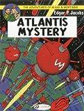 Atlantis Mystery, Edgar P. Jacobs, 1849181071
