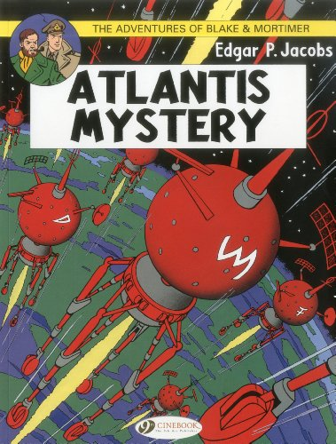 Atlantis Mystery (Blake & Mortimer)