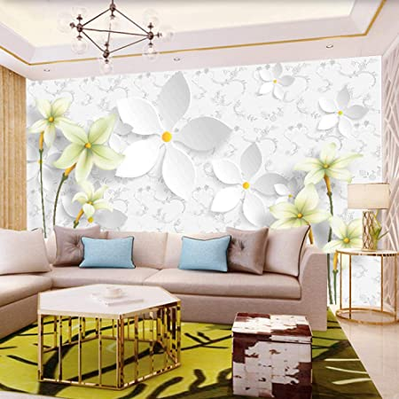 Amazoncom Living Room Video Wall Simple 8d Tv Background