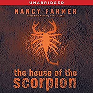 The House of the Scorpion Hörbuch