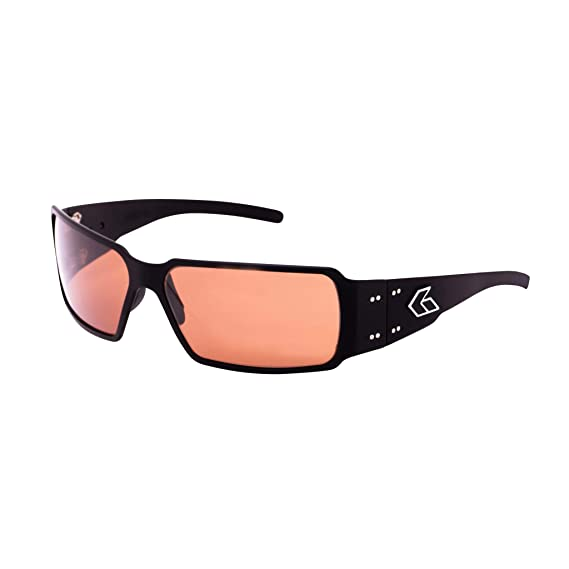 c037afbb4e Amazon.com   Gatorz Boxster Aluminum Frame Sunglasses-Black Brown Polarized  Lenses   Sports   Outdoors