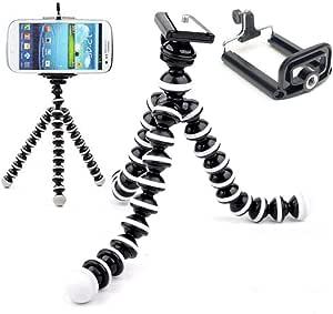 حامل ثلاثي القوائم - حجم صغير ( Mini Holder Stand Octopus ) لاجهزة الجوال والكاميرات الرقمية
