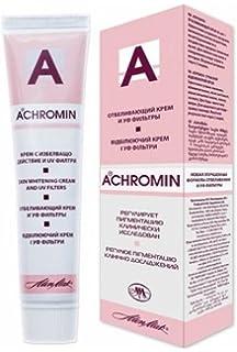 Achromin Skin - Whitening Cream For Dark Spots, Age Spots and Post-Pregnancy Brown
