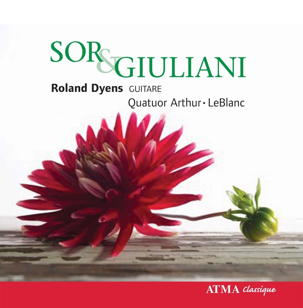 Fernando Sor, Mauro Giuliani, Roland Dyens, Quatuor Arthurleblanc  Sor &  Giuliani  Amazon Music