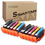 S SMARTOMNI Compatible 564 XL Ink Cartridge Replacement for HP 564XL for HP Photosmart 7520 7510 7525 6515 6510 5520 5510 5514 4620 3520 D7560 B8550 B209a C410 C6380 Printer 10-Pack