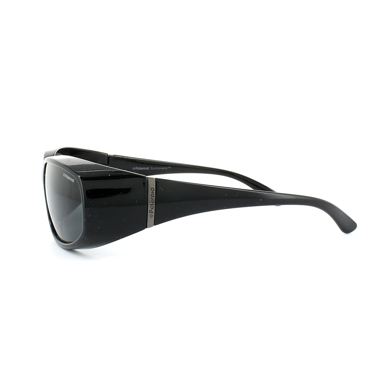 Amazon.com: Polaroid suncovers Fitover anteojos de sol P0139 ...