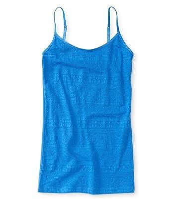 50a2dc81507 Amazon.com: Aeropostale Womens Adjustable Strap Cami: Clothing