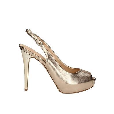 Guess Huele, Chaussures de Sport d extérieur pour Femme Beige Beige 35 EU - f0fc4505e423