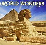 World Wonders 2018 Calendar