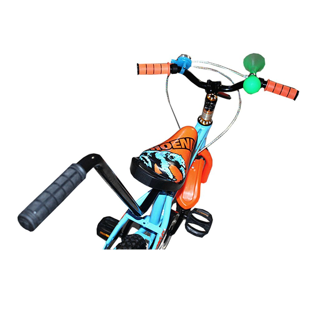 CHILDHOOD Bike Training Handle for Kids Trainer Balance Push Bar