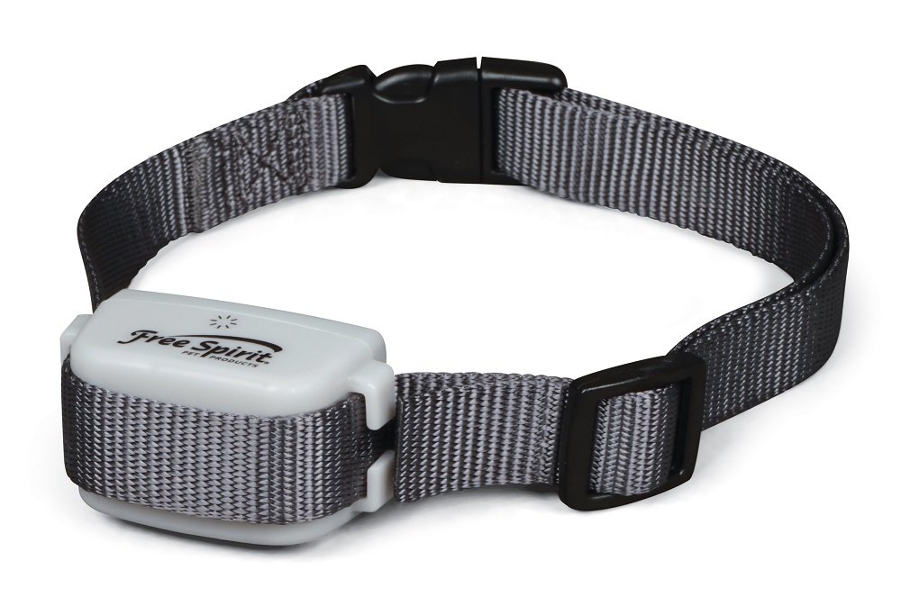 Free Spirit Remote Trainer Add-A-Dog Collar Additional, Extra or Replacement Shock Collar with Tone, Vibrate and Shock