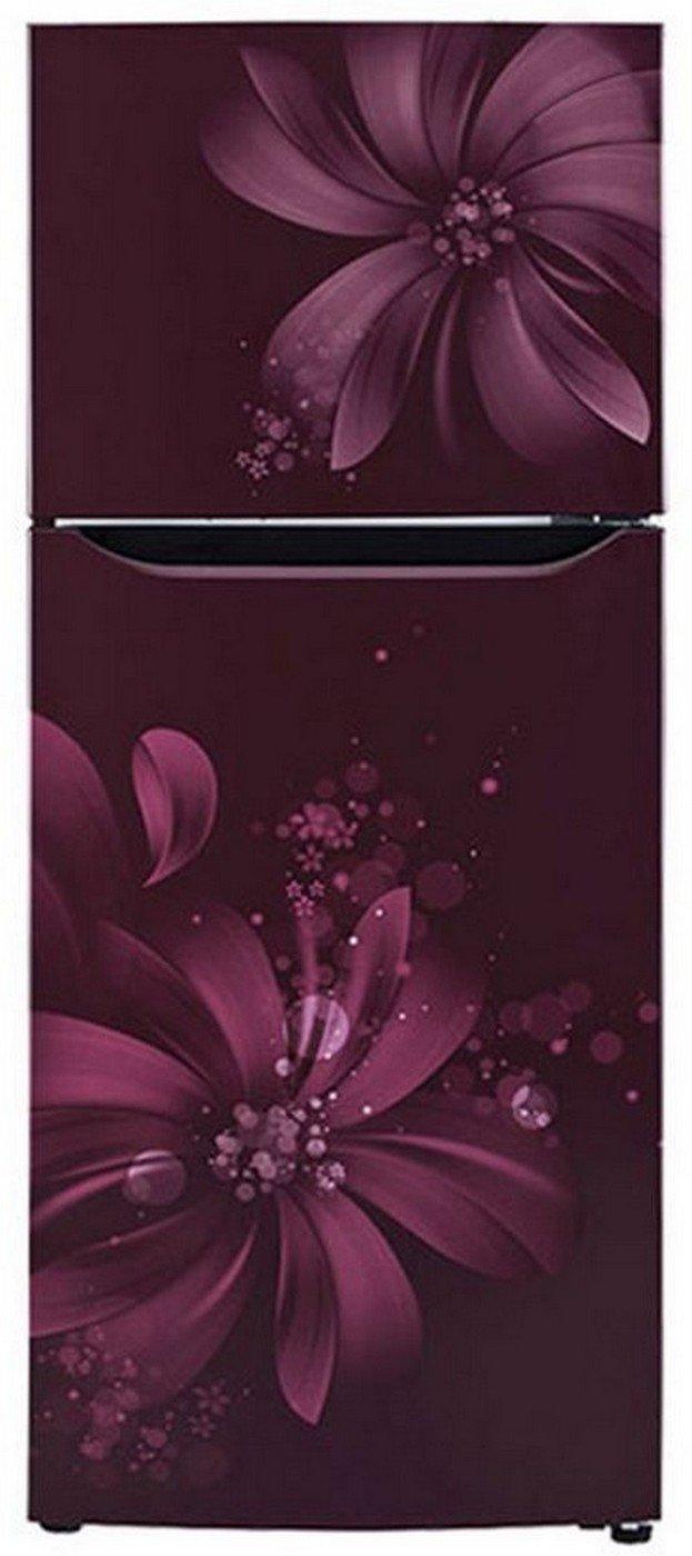 LG GL-Q292SSAY 260L 3 Star Double Door Refrig..