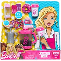 Just Play Barbie Barista Set -Roleplay