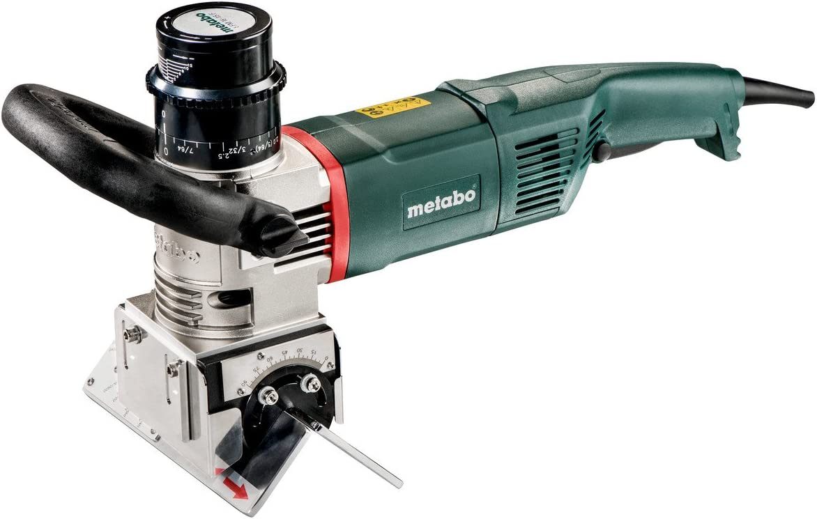 Metabo KFM 16-15 F Beveling Tool for Weld Preparation 5 8 Capacity with Rat-Tail Lock-On