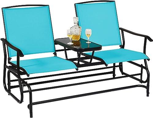 Safstar Patio Glider Bench