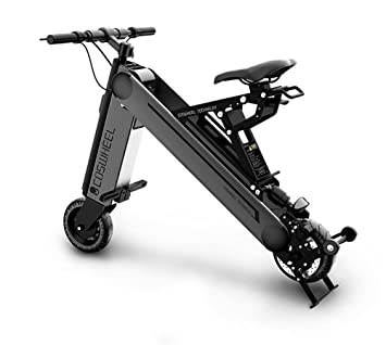 Amazon.com: Coswheel A-One X Mini 350 W Bicicleta Eléctrica ...