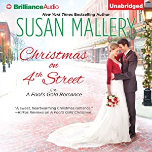 Christmas on 4th Street Audiobook
