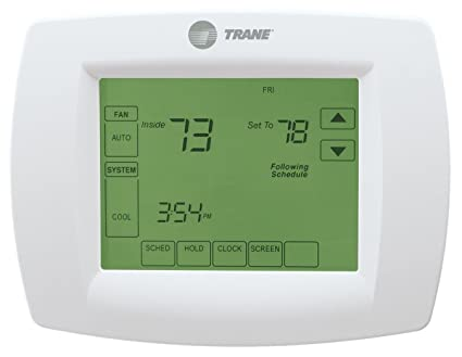 Trane Commercial Programmable Thermostat - TCONT803AS32DAA