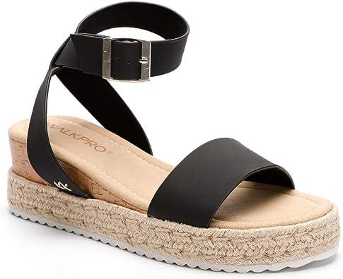 Walk Pro Women's Platform Sandals