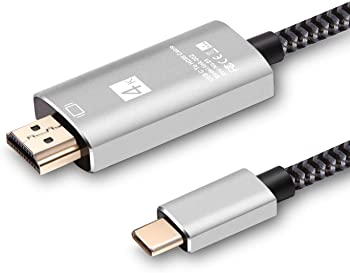 Adapter 6ft USB Type-C to 4K HDMI Cable