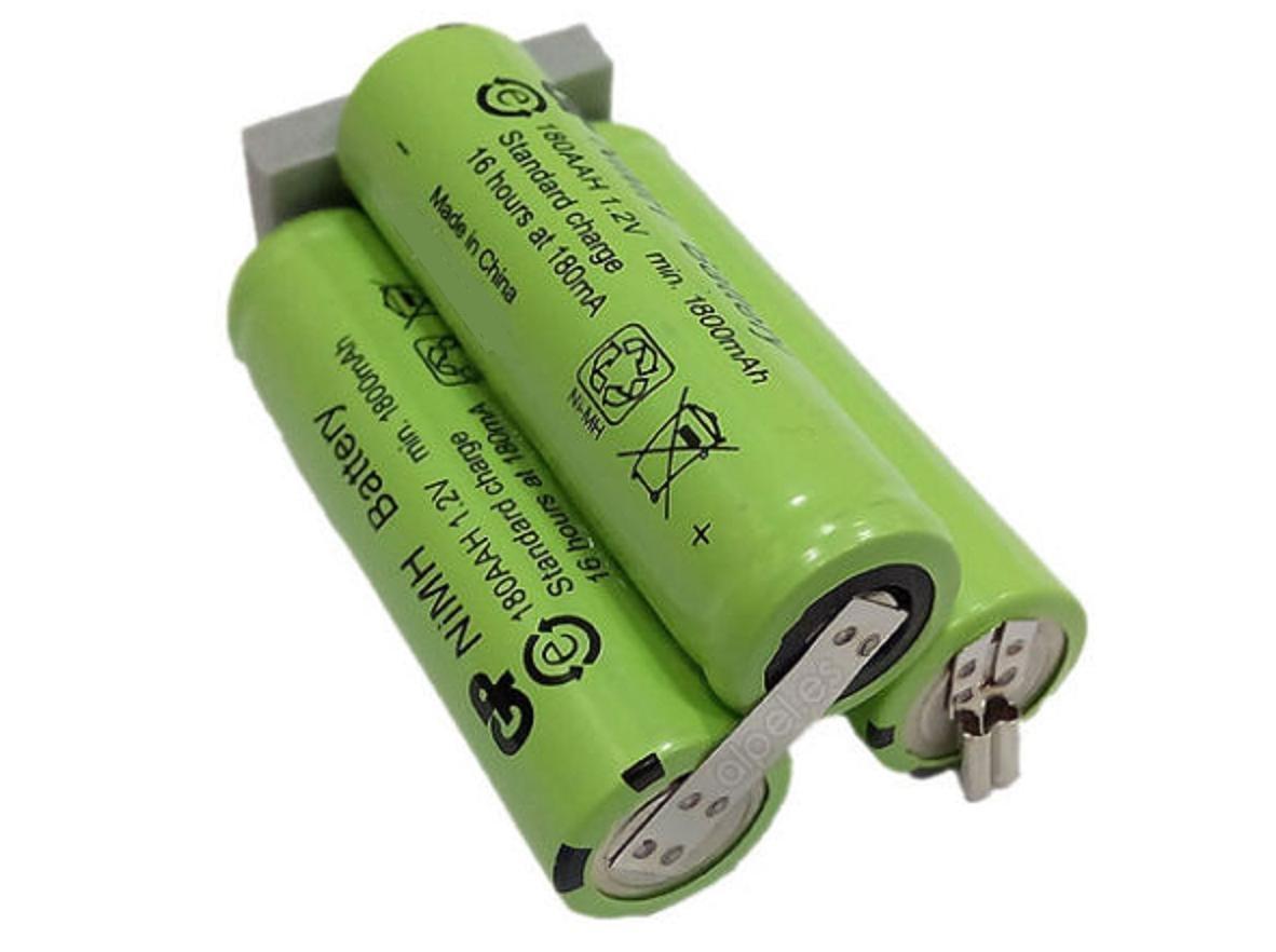 Moser 1871 chromstyle recargable (batería) 3,6 V 1700 mAh NiMH 100% original nuevo: Amazon.es: Salud y cuidado personal