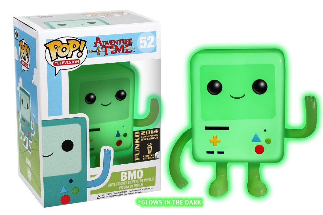 Mejor precio - Funko Adventure Time- BMO Glow-in-the-Dark POP  by by by FunKo  tienda en linea