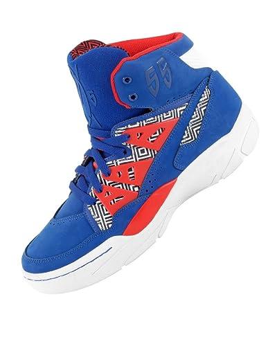 8db90cbd2b57 adidas Originals Mutombo Q33017 Mens Basketball hi top Trainers dikembe  Sneakers Shoes (UK 12.5 US
