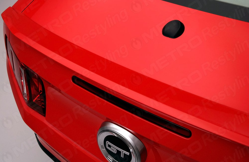 3M 1080 G13 GLOSS HOT ROD RED 3in x 5in (SAMPLE SIZE) Car Wrap Vinyl Film by 3M (Image #2)