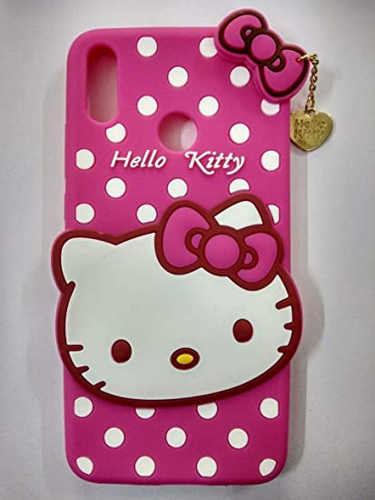 Arrowmattix Honor 8X Hello Kitty Back Cover with: Amazon in