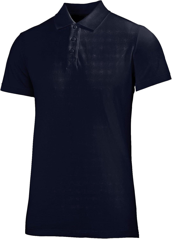 X-Large Helly Hansen Mens Crew Polo T-Shirt-990 Black
