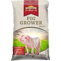 Nature's Best Pellets for Pigs