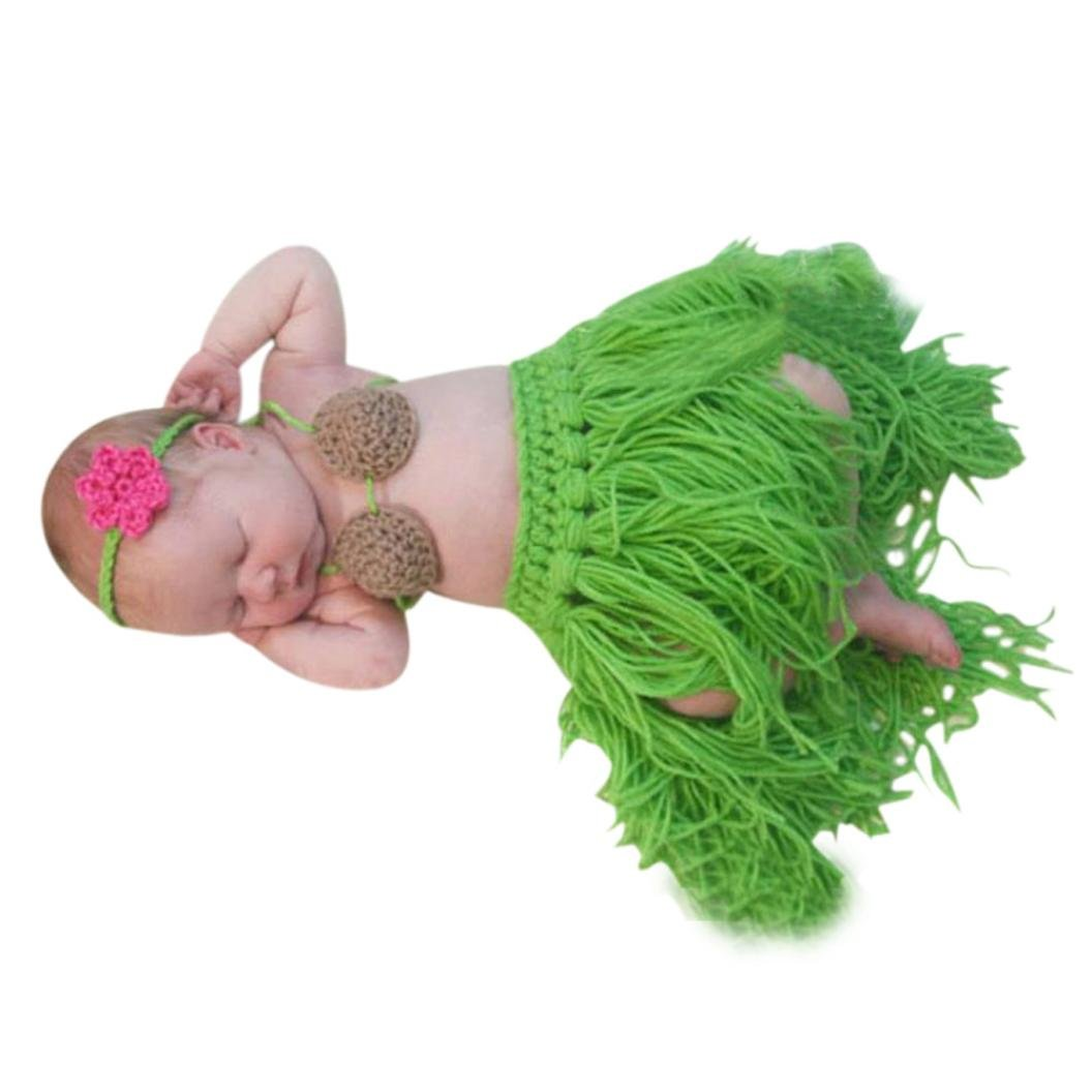 Bookear Clearance! Baby Girs Outfit Newborn Photography Props Handmade Knitted Photo Prop Infant Accessories