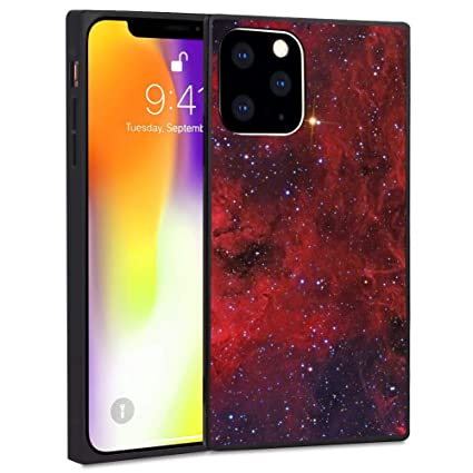 Amazon Com Square Corner Cell Phone Case For Apple Iphone