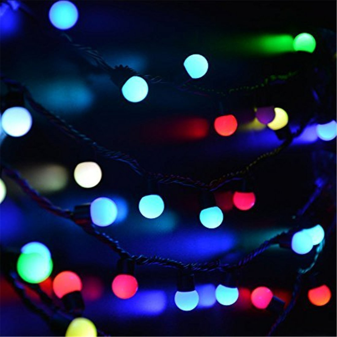 amazoncom adecorty ball string lights home improvement